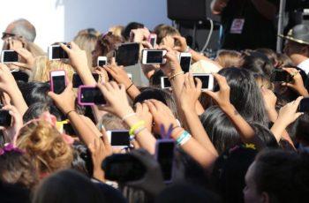 Smartphone Vira o Dispositivo Nº 1 para Acesso a Internet