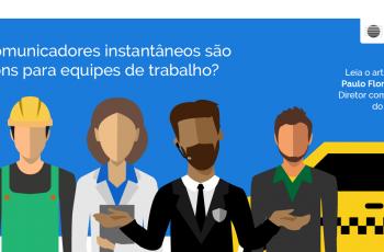 Como Escolher um App para Comunicação com Equipes de Trabalho?