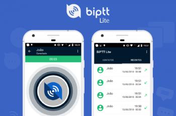 Chegou o BiPTT Lite, Aplicativo PTT Gratuito!