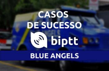 Blue Angels adota tecnologia da BiPTT para facilitar a comunicação com a equipe
