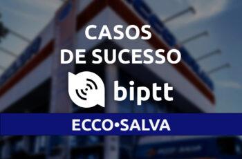 Ecco Salva adota aplicativo BiPTT